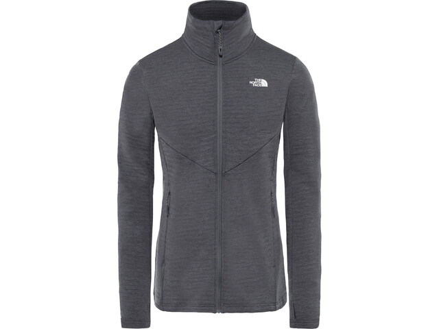 ad602d7f5d The North Face Impendor Light Midlayer Women vanadis grey dark ...